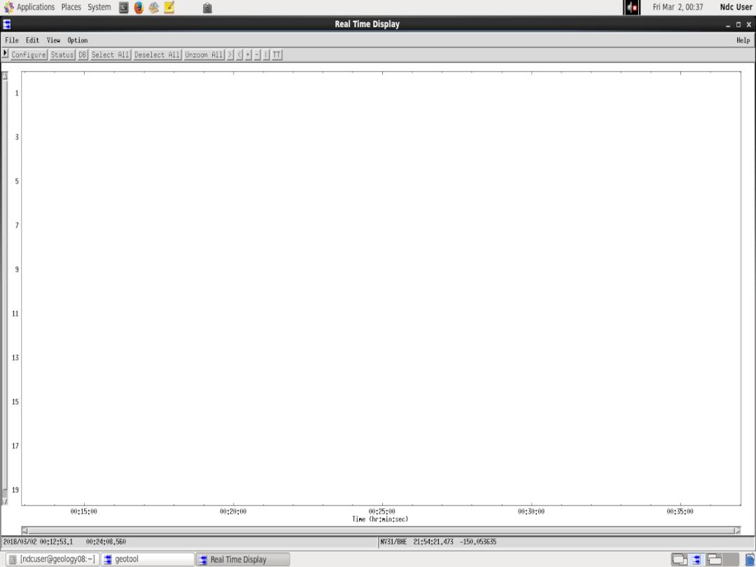 NVARX Monitor Display